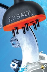Ex-Salt Trailer Brake Cleaning System
