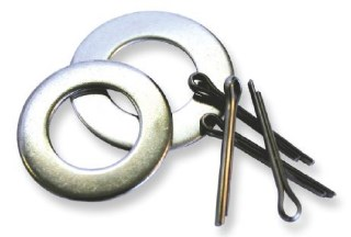 Split Pins & Washers - Stainless Steel