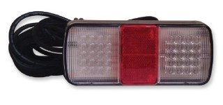 LED Submersible Combination Lights - multi Volt