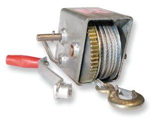 Manual Trailer Winches